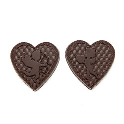 Cupid Heart Flat Mould