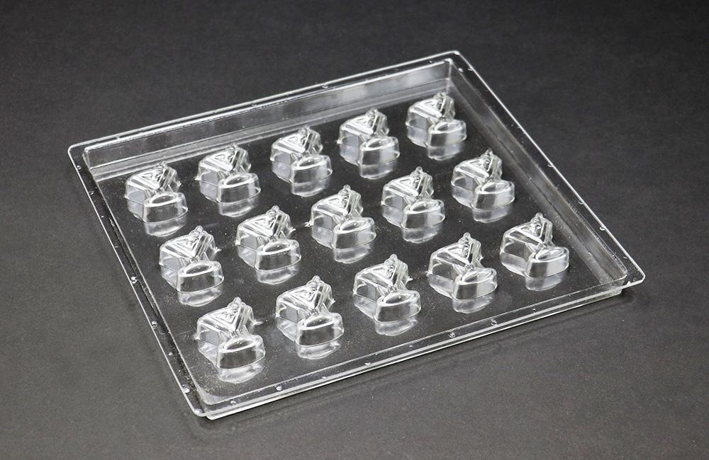 custom chocolate molds, tomric systems