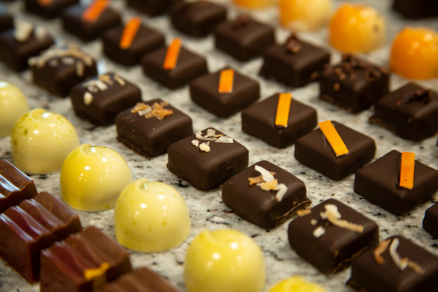 Chocolate & Confectionery Solutions Header