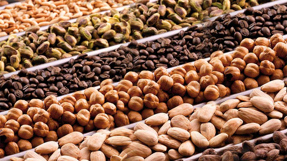 Coffee & Nuts Solutions Header