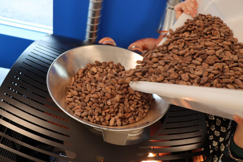 bean to bar header